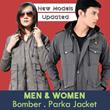 NEW COLLECTION - ERDS Jaket Pria Kicksoogar - Jaket Bomber X Urband - Good Quality - Best Seller