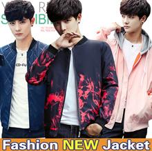 2018 Men jacket ★ Leather jacket ★ Winter coat hoodie jacket / Baseball jacket / Couple Lovers coat
