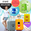 【ALL in 1 Shipping】Updated 28102016 ✈ Nice Seller ✈ USEFUL TROLLEY LUGGAGE ✈ SUITCASE ✈ PROTECTION COVER ✈***Free Gift with Purchse***