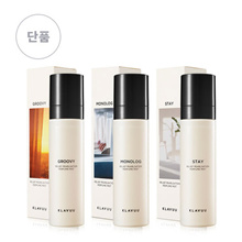 [KLAVUU] RELIEF PERFUME MIST COLLECTION FOR BODY HAIR 80ml
