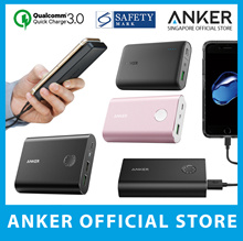 Anker Portable Powerbank USB Charger Lightning Cable Car Charger 100% Authentic Fast Local Delivery