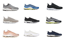 [NIKE] Nike Air Max 97 OG QS SE Mens Womens Shoes LIMITED EDITION Sneakers (20 Colours)