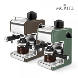[MORITZ] Espresso machine / MO-EM1000 / Home Coffee Maker / Up to 4 cups of espresso