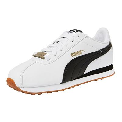 008864878da Qoo10 - Puma New Collaboration BTS x Puma Turin White Black sneakers ...