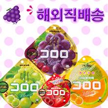 UHA미각당 코로로 과일 젤리 구미 2가지맛 일본 코로로젤리 SNS 핫이슈 상품 곤약젤리계의 신흥강자 !