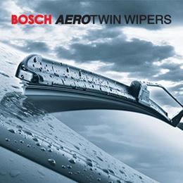 Bosch Aerotwin Wipers for Hyundai Elantra(Yr07 to 12)