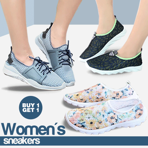 [ BUY 1 GET 1 ] Super Sale 11.11 Women Sneakers Termurah / Best Quality / High Quality Matt Deals for only Rp65.000 instead of Rp65.000