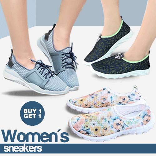 [ BUY 1 GET 1 ] Super Sale 11.11  Women Sneakers Termurah  / Best Quality / High Quality Matt