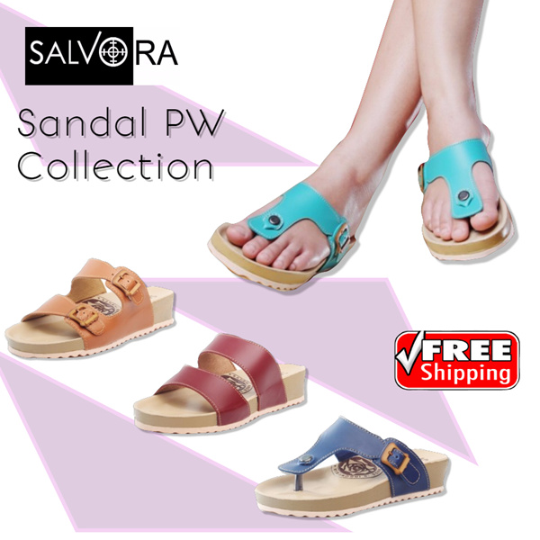 SALVORA Sandal Wanita PW Collection Deals for only Rp79.000 instead of Rp79.000