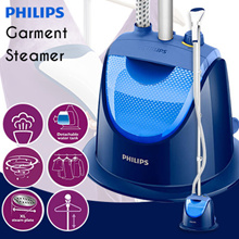 PHILIPS GARMENT STEAMER GC499/ POWERFUL STEAM/ QUICK RESULTS/ 1500W/ 1 YEAR WARRANTY/ FREE DELIVERY