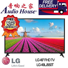 LG 49LJ550T 49″ FHD SMART LED TV ***3 YEAR LG WARRANTY***