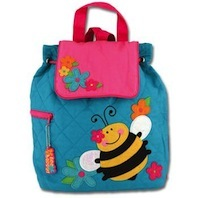 Stephen Joseph Quilted Backpack - Various Designs