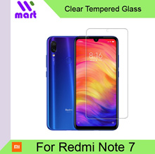 Clear Tempered Glass Screen Protector For Xiaomi Redmi Note 7