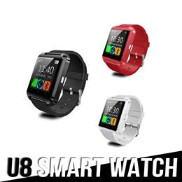 ☆U8 Smartwatch☆Smartwatch U Watch U8 U9 UPro Bluetooth Touchscreen Smart Watch with with SIM Card Slot For iPhone4s 5s/iPhone6/Samsung Galaxy S5/S4/S3/Note3/Note2/LG G3/Sony Z2/HTC