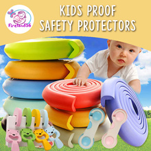 SAF1:Baby/Safety/Corner Protector/Table Edge Strip/Safety lock/Door Stopper