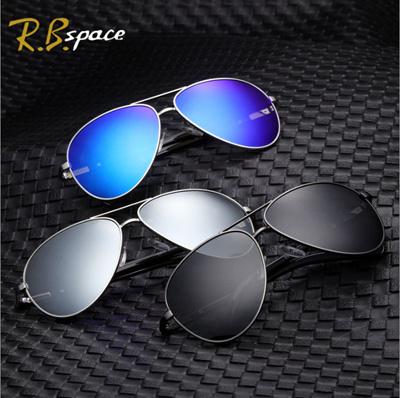 Men s sunglasses polarizer influx of people men and women Colorful retro reflective sunglasses yurt