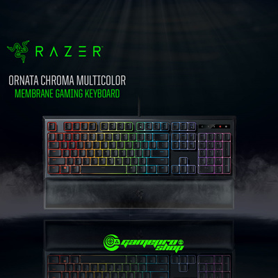 56ab8e72a33 RAZER ORNATA Chroma Mechanical Membrane Keyboard. Mid-Height Keycaps for  Faster Actuations / 16.8