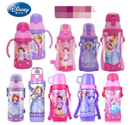 Genuine Barbie BARBIE/water bottle straps students Kettle leak-go bottle hose silicone glue glass
