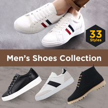 [Mens Shoes👞] many types of shoes/men shoes/leather shoes/boots/sneakers/slipper/dress shoes/loafers