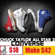 [CONVERSE] MAKE $42 / 13 TYPE CHUCK TAYLOR / ALL STAR /Free shipping