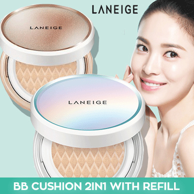 LANEIGE BB Cushion Anti-aging Deals for only Rp244.500 instead of Rp244.500