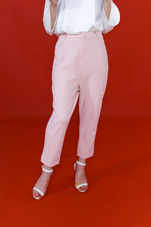 high rise baggy pants