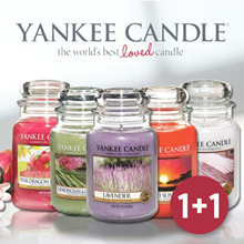 1+1 All Time Favourite! U.P. $42.90 Each! Yankee Candle Large Jar Candles 623G