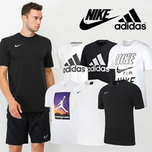 [Nike] [Adidas] 35 types Fashionable Men T-shirts Collection / Free shipping