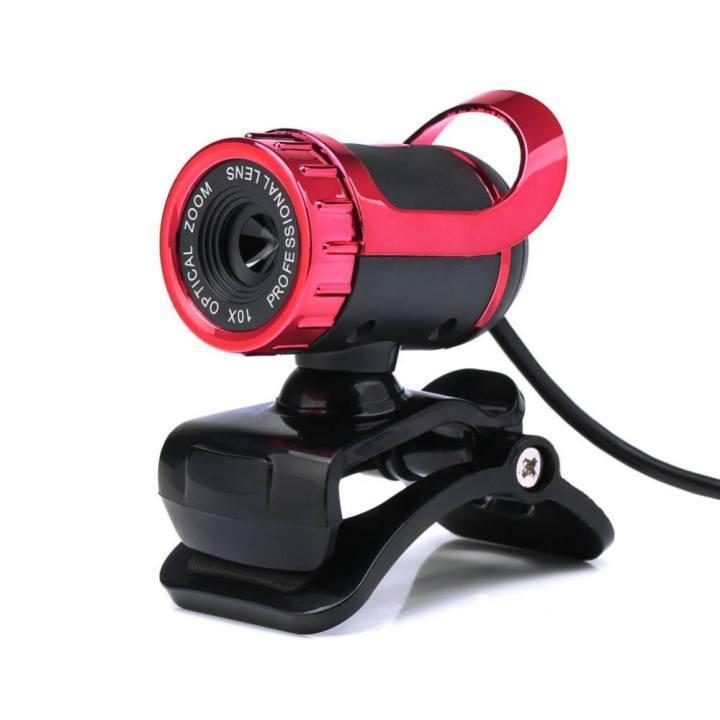 Web camera show