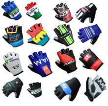 Bicycle Bike Cycling Biking Basikal hand glove sarung tangan half finger 2016 2017