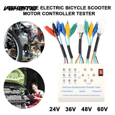Vehemo E-Bike Speed Controls Brushlessmotor Controller Tester Vehicle  Digital Tester Universal Motor