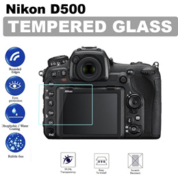 Nikon D500 Tempered Glass Screen Protector