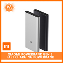 [New Arrival] Xiaomi Power Bank Gen 3 20000 mAh Power Banks Battery QC 3.0 Fast Charging