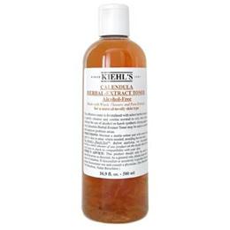 Kiehl s Calendula Herbal Extract Alcohol-Free Toner (Normal to Oil Skin) 500ml/16.9oz