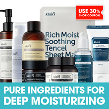 ☆25% COUPON APPLY!★◀38% OFF[KLAIRS] Skin Care Products: toner serum cream moisturizer sunblock