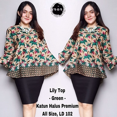 Blouse Lily Top