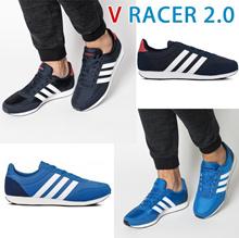 アディダス V レーサー レディース メンズ スニーカー adidas V RACER 2.0 CG5706 BC0107 ads81