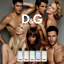 D and G Anthology Mini Perfume Spray 8ml