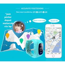 Jam Tangan Gps Lacak Smartwatch Q50 GPS Tracker Kids Jam Tangan GPS Lbs Anak Dewasa