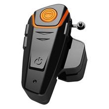 1000 meters Waterproof Motorcycle helmet Bluetooth intercom Headset