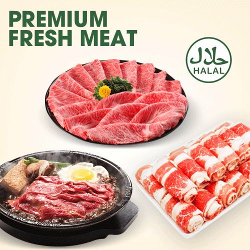 Special Beef PROMO // Wagyu Meltik // Yoshinoya Beef / Shabu// Yakiniku / Sukiyaki Deals for only Rp30.000 instead of Rp100.000