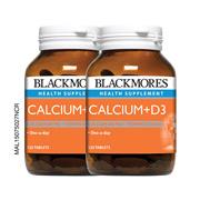 CALCIUM + D3  2 X 120 S