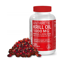 Bronson - KRILL OIL 1000MG 120CT