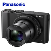Panasonic LUMIX DMC-LX10 4K UHD F1.4-2.8 The Ultimate Premium Compact Camera