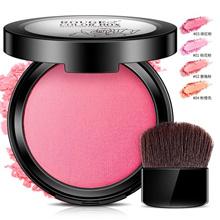 Bioaqua Shiny Pink Cheek Rouge Blush on | Blusher