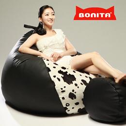 [BONITA] LC507 BeanBag Premium Quality from KOREA No.1 Brand BONITA Bean Bag Sofa