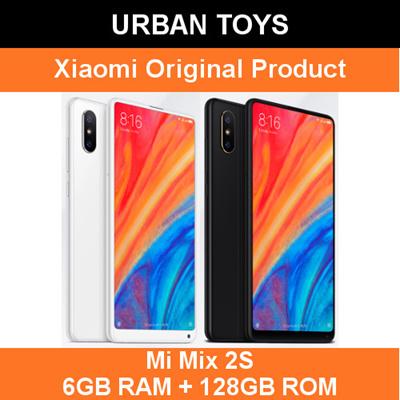Xiaomi Mi Mix 2S / 6GB RAM / 128GB ROM / AI Dual Camera/1 Year Local Warranty Set by Xiaomi Singapor