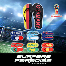 World Cup Series Unisex Slipper
