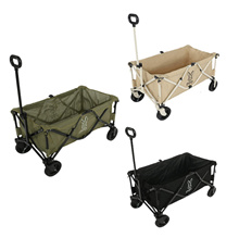 Doppelganger folding wagon camping wagon folding wagon / table can be added