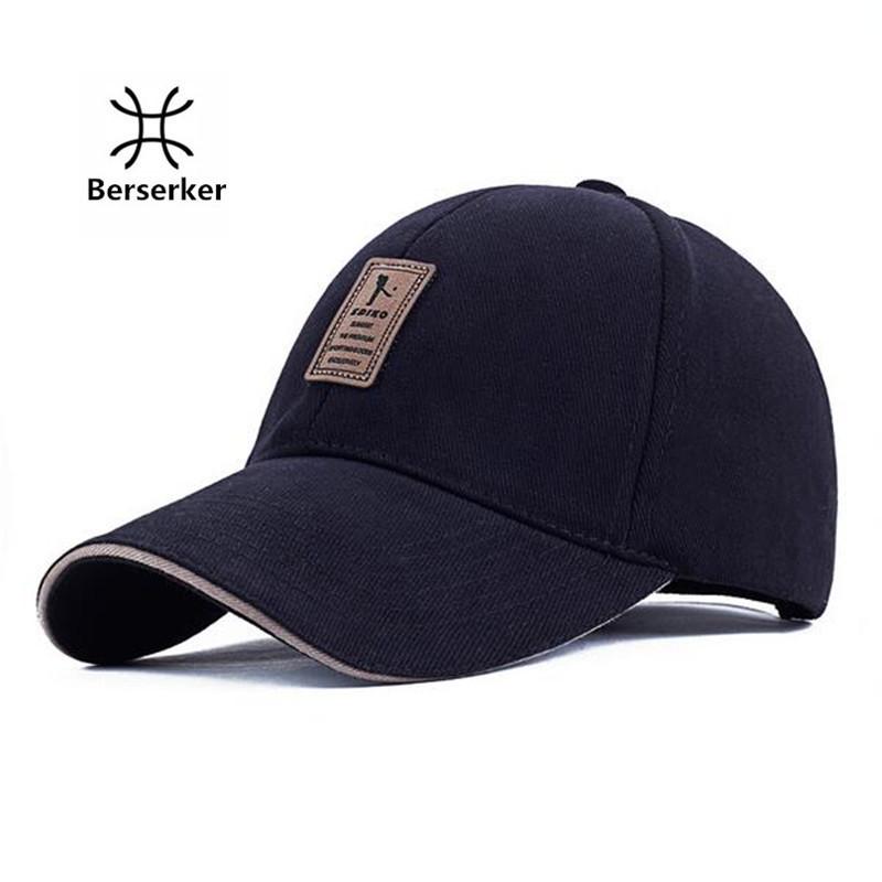 ecfb8c476ee Qoo10 - EDIKO marque couleur coton sport Baseball Cap Golf Snapback ...